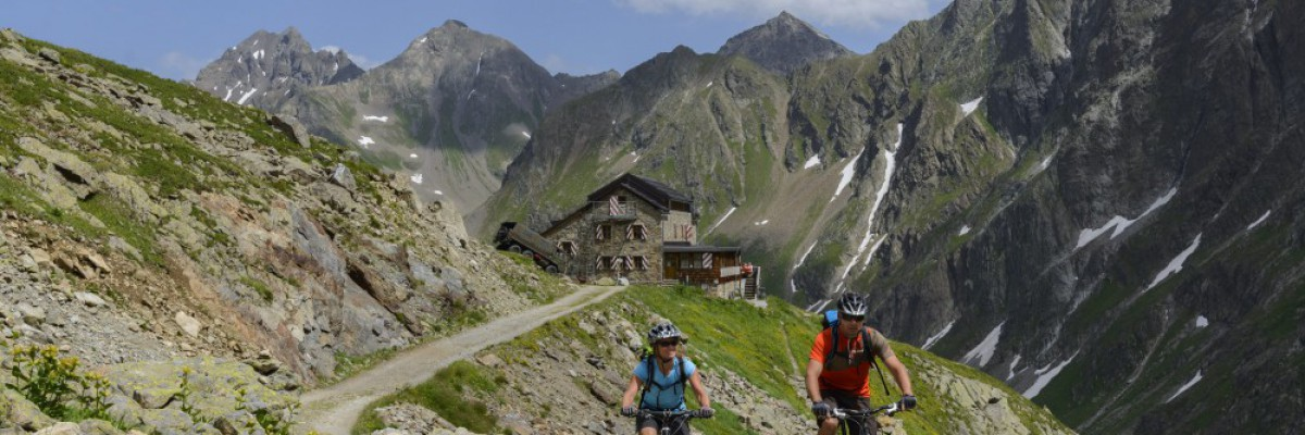 Bike - Pauschale in Pettneu am Arlberg